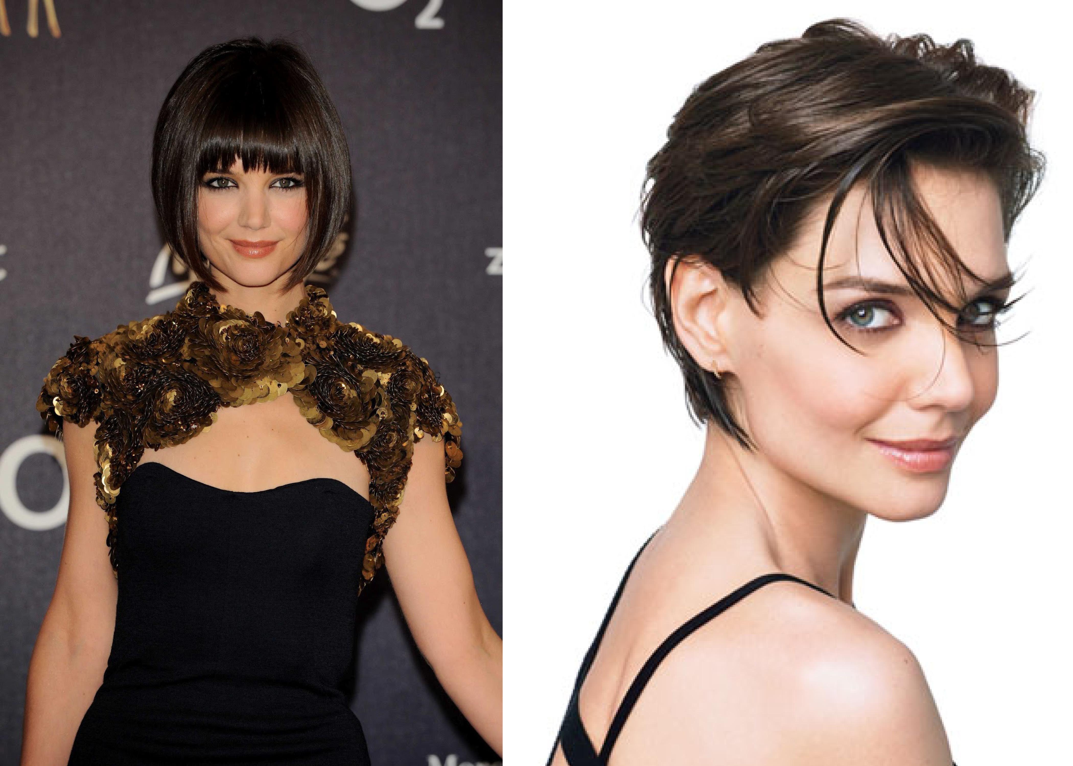 Fantastic Dear Katie Holmes Avanti Salon39S Hair And Beauty Blog Short Hairstyles Gunalazisus